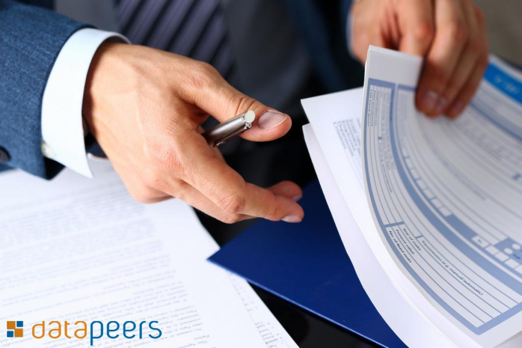 Controlo de documentos: os pilares da segurança