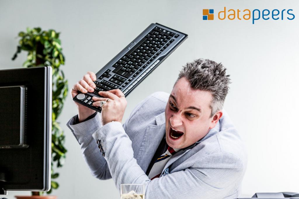 5 erros fatais na proteção da sua informação