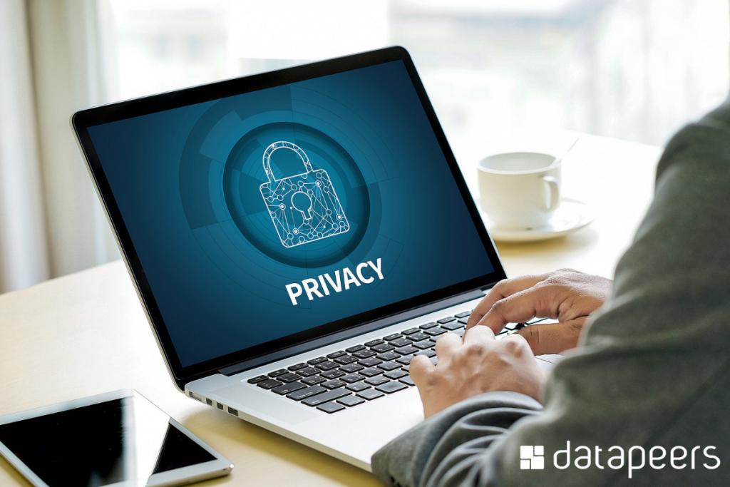 Como lidar com dados privados de forma eficaz?