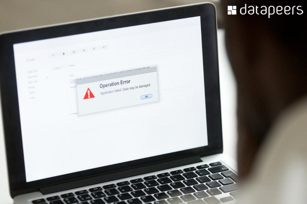 5 Erros fatais para a segurança de qualquer empresa